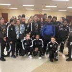 Girls 8th Grade Basketball beats Lakewood MS 46-28