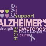 Hornets Support Alzheimer Awareness