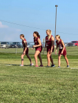 Middle School Girls Cross Country Off to a Good Start