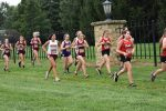 Women's Cross Country finishes 9th at Newark Catholic