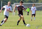 Boys Junior Varsity Soccer falls to Worthington Christian 6 – 1