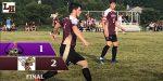 Boys Varsity Soccer beats Reynoldsburg 2 – 1