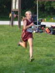 Middle School Girls compete in the Licking County League Meet