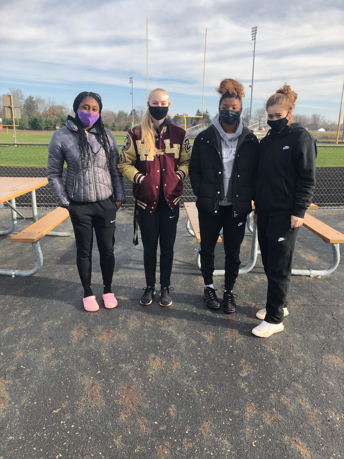 GIRLS BASKETBALL WALK-A-THON 11/14/20
