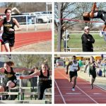 Long Sleeve Relays Track Results