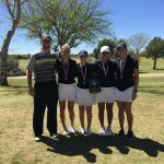 Maiden Golf Finishes Successful Season at Regionals