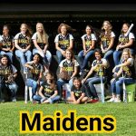2016 Haskell Maidens Softball Team Headed to Playoffs!!