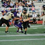 Haskell High School Varsity Football beat Roscoe High School 42-41