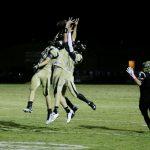 Haskell High School Varsity Football beat Quanah High School 32-29