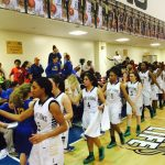 Lady Lions Knock Off Defending State Champs