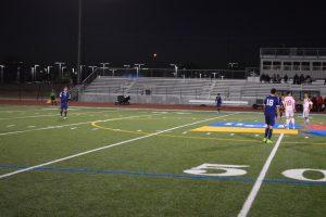 Soccer Varsity LSOC vs JPII