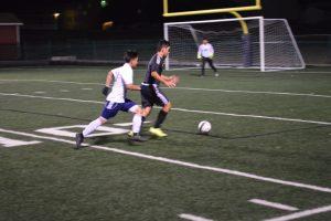 Soccer Varsity LSOC vs Kaufman