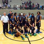 Lady Lions Win Bi-District Championship