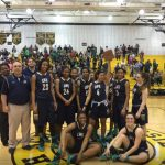 Lady Lions Win Area Championship and Advance