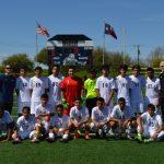 Soccer Playoffs Bi-District Championship Set