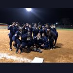 Varsity Softball Clinched Playoffs