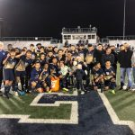 Coach Bishop Earns 100th Soccer Win