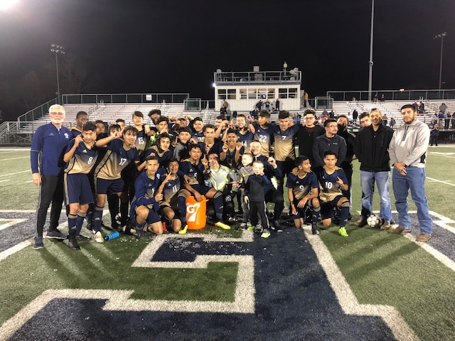Coach Bishop Earns 100th Soccer Win