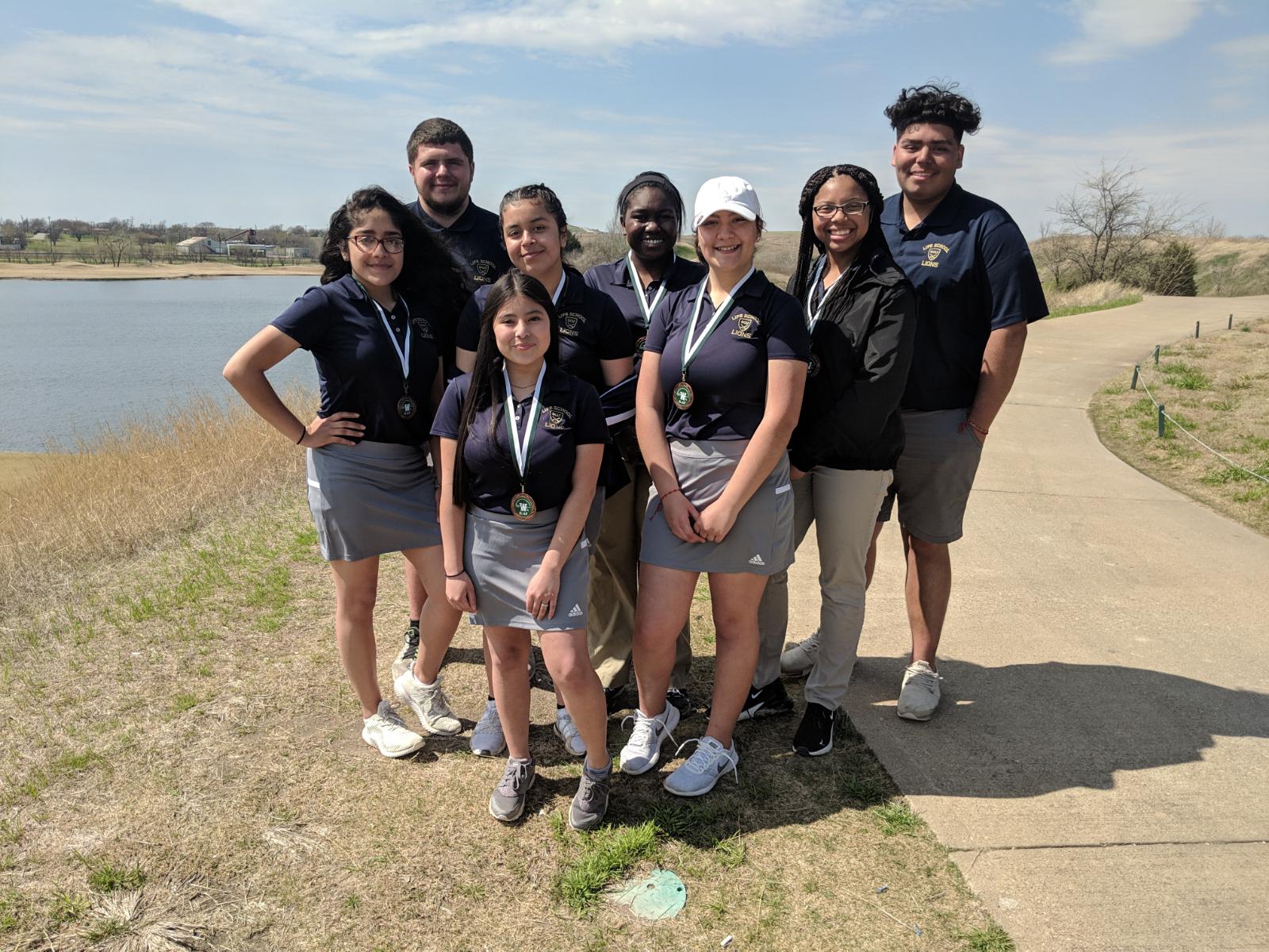 HS Boys and Girls Golf