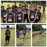 Lions Cross Country