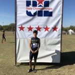 Cross Country State Qualifier