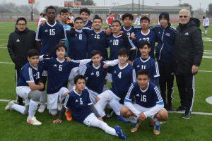 LSOC JV Soccer 19-20