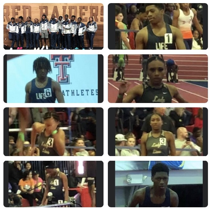 Track Nation – Texas Tech Indoor HS Meet