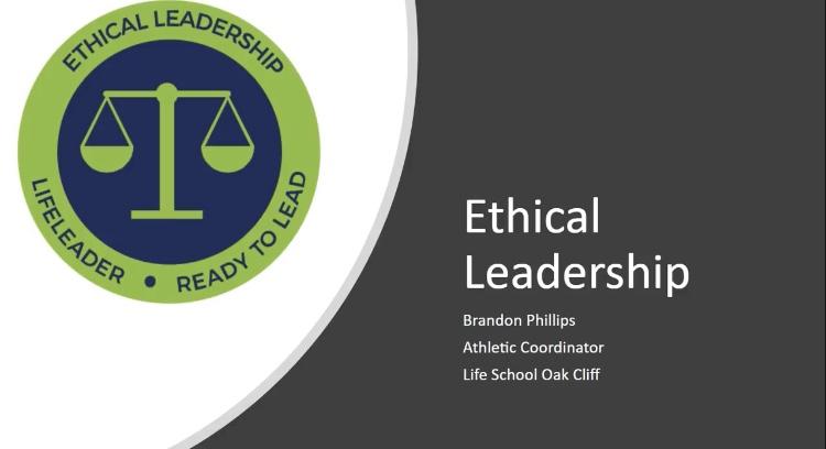LifeLeader Weekly Attribute – Ethical Leadership