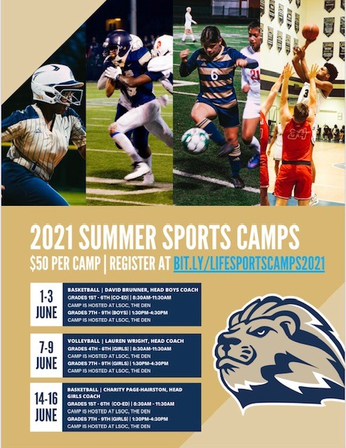 LSOC Summer Sports Camps