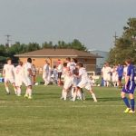 Boy's Soccer downs Athenians 4-2 in Opener.