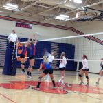 Volleyball Sweeps North Putnam