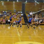 Volleyball Loses Tough Match vs. Zionsville