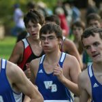 Western Boone High School Cross Country Varsity Boys finishes 6th place at Fountain Central Grand Prix