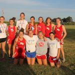 Girls Cross Country Team Wins Southmont Invite
