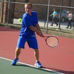 Boys Tennis falls to Crawfordsville 2-3