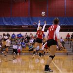 Volleyball Sweeps Guerin Catholic