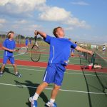 WeBo Tennis rebounds with 5-0 win at Rossville