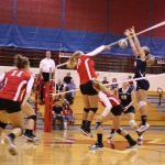 Volleyball Sweeps Fountain Central