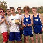 Boys XC Smoke the Competition at Tiger Classic
