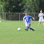 Western Boone High School Soccer Varsity Girls beats Sheridan High School 2-1