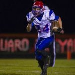 Stars Upend Mounties on Homecoming