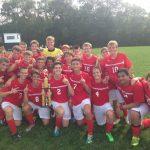 Boy's Soccer wins Covington Championship