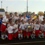 Boys Soccer Wins Sectional Championship