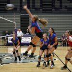 WeBo Volleyball Falls to Brownsburg