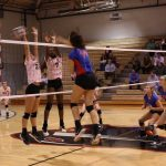 Volleyball Defeats Park Tudor to Wrap Up the Regular Season