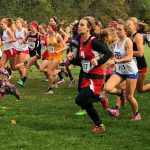 Stars XC Compete in Semi-State at New Prairie