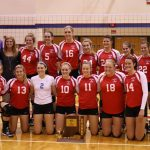 Volleyball Wins the 3A Sectional 25 Title!
