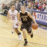Tigers pull away from Stars in second half, win 45-32
