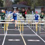 Track breaks record