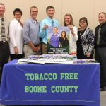 Anti-Tobacco Poster Unveiling